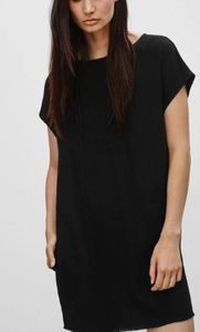 Wilfred Free Nori Dress Black